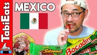 Japanese Try Mexican Snacks (TASTE TEST)