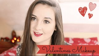 Valentines Makeup Look & Tutorial | Holly Sergeant