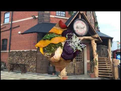 Luxury Restaurant In Northampton England