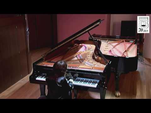 J. Haydn. Sonata in B Minor