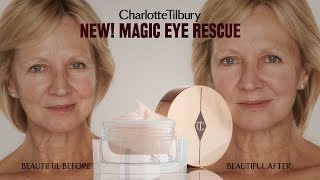 Magic Eye Rescue Cream : Skincare Routine feat. Jackie | Charlotte Tilbury