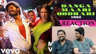 Cover images Anegan - Danga Maari Oodhari Video Reaction by Malayalees   Dhanush   Harris