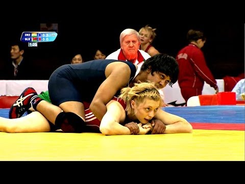 2013 FILA Female Wrestling World Cup - Highlight