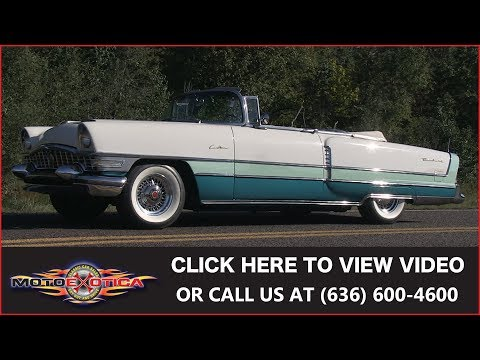 1955 Packard Caribbean || For Sale