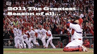 STRATOMATIC BASEBALL 2011 St Louis Cardinals Replay Game 17 vs Washington  4 20 2011
