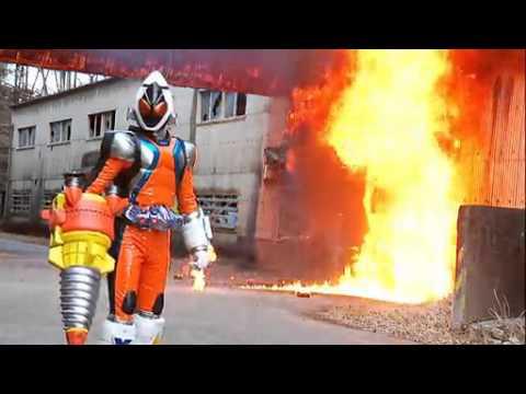 Kamen Rider Fourze Hyper Battle DVD Rocket Drill States of Friendship Fourze Choice
