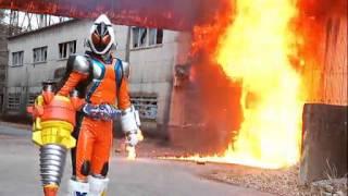 Kamen Rider Fourze Hyper Battle DVD Rocket Drill States of Friendship Fourze Choice thumbnail