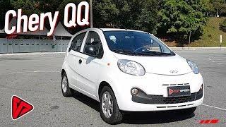 Avaliação Chery QQ | Top Speed