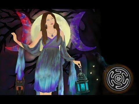 Goddess Hecate, The Dark Mother: Evocation Guide