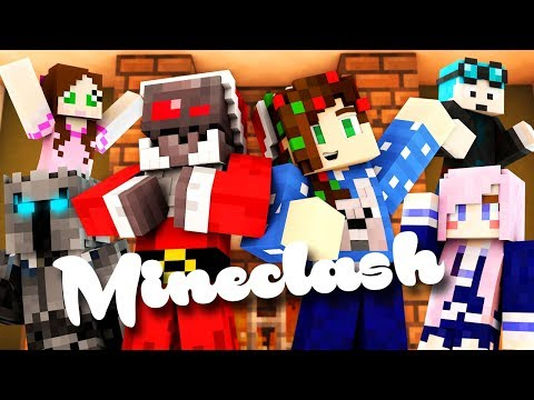 YouTuber Holiday Party! - Mineclash