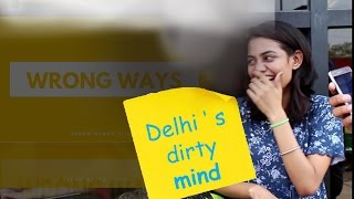 Dirty Minds in Delhi Girls (Double Meaning)