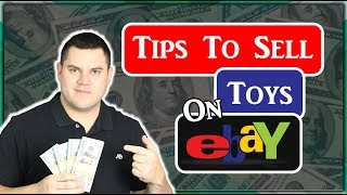 4 Tips To Selling Toys On Ebay screenshot 5