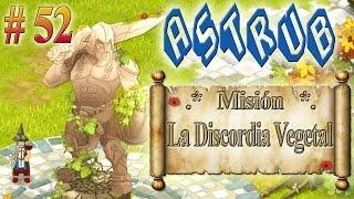 "Astrub - Misión ""La discordia vegetal"" por Gremio Darksoul de Alma"