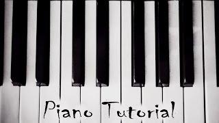 Chinnamma adi kunjippennamma Piano tutorial