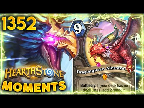 THE POWER LEVEL Of This Dragon IS THROUGH THE ROOF | Hearthstone Daily Moments Ep.1352