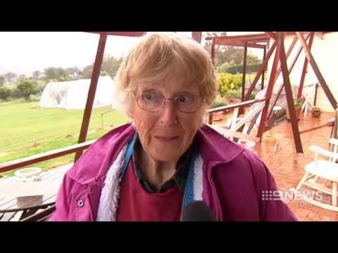Wild Weather   9 News Perth