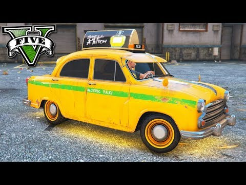 GTA V Online: NOVO CARRO TAXI de $500,000!!! (Weeny Dynasty)