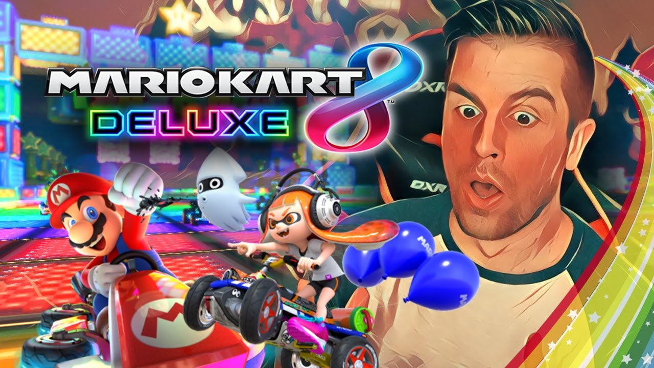 'Mario Kart 8 Deluxe': Rule the road with these tips and tricks