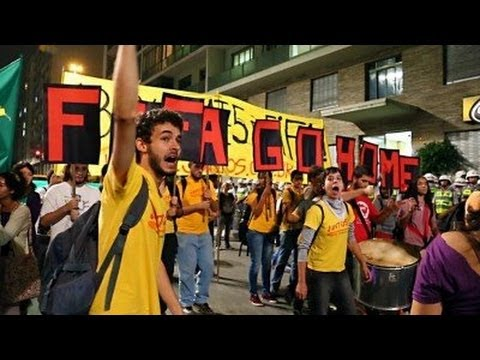 Brazil's Dance with the Devil: World Cup, Olympics, and the Fight for Democracy (w/ Dave Zirin)