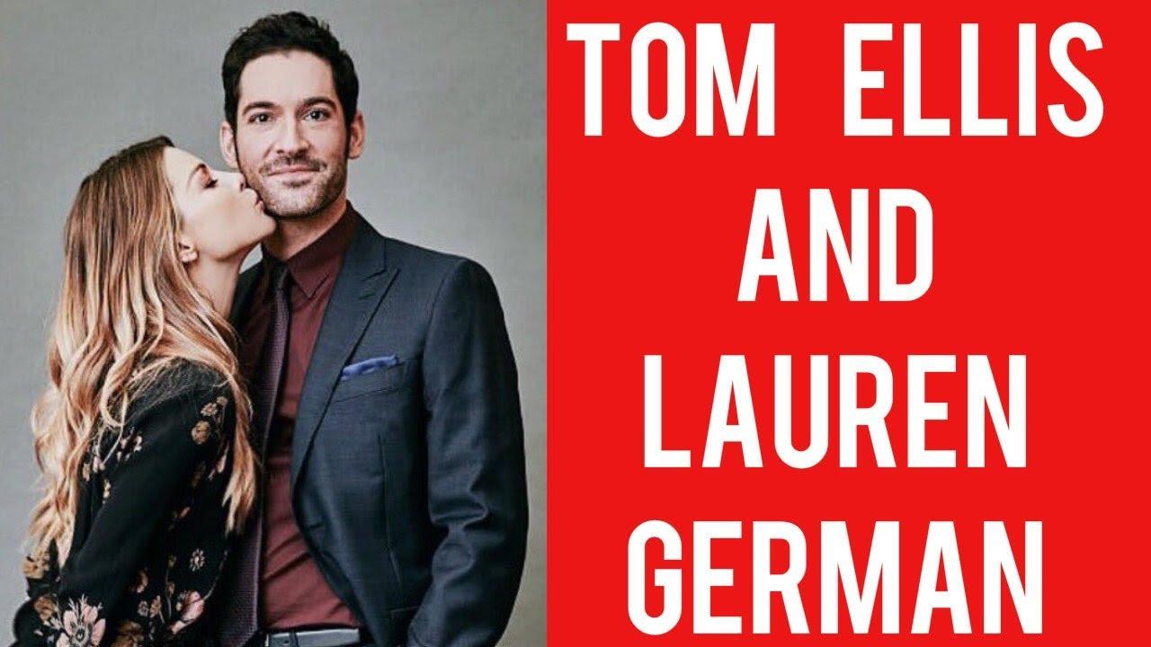 Tom ellis and lauren german dating