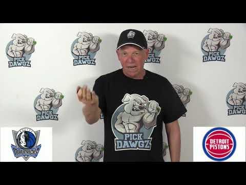 Detroit Pistons vs Dallas Mavericks 12/12/19 Free NBA Pick and Prediction NBA Betting Tips