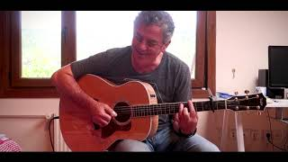 (Chet Atkins /Tommy Emmanuel)  Windy and Warm - Oguzhan Haznedar