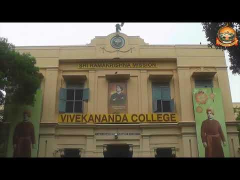 About Ramakrishna Mission Vivekananda College, Mylapore Chennai -04