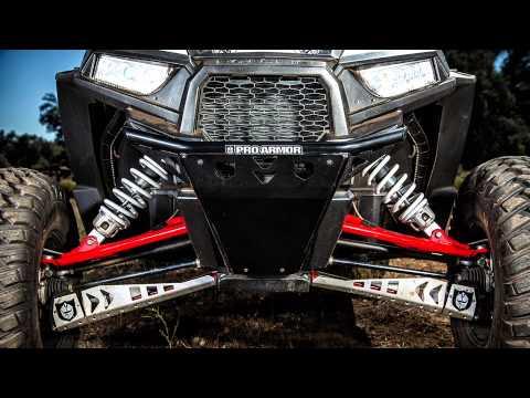 Pro Armor Xp1k Amp Xp4 1000 Aluminum Race Front Bumper