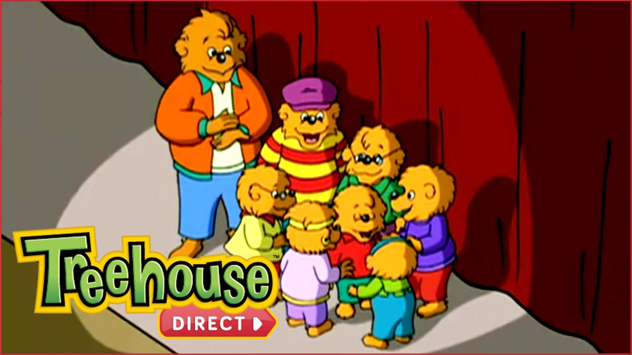 Download The Berenstain Bears: The Talent Show/The Haunted Lighthouse - Ep.9