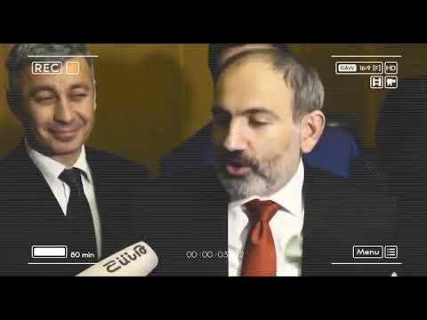 Новый фильм Рубена Мхитаряна о том, как Анна Акопян и Никол Пашинян готовили армянский народ к миру