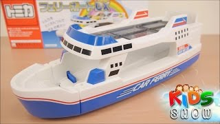 Car Ferry for Kids - Kids Show
