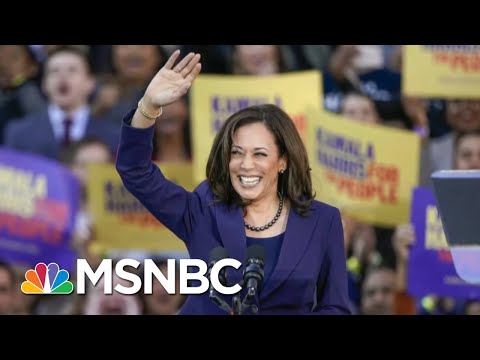 Joe: Senator Kamala Harris Can Play In The Big Leagues   Morning Joe   MSNBC