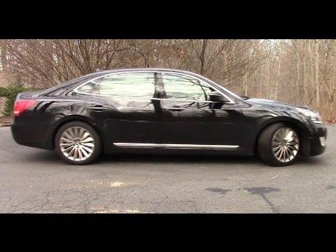 Hyundai Equus Road Test Review by Drivin Ivan