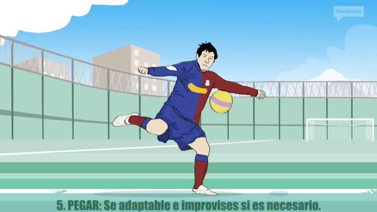 Como Jugar Como Lionel Messi  YouTube