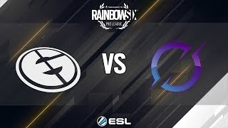 Rainbow Six Pro League - Season 9 - NA - Evil Geniuses vs. DarkZero Esports - Week 3