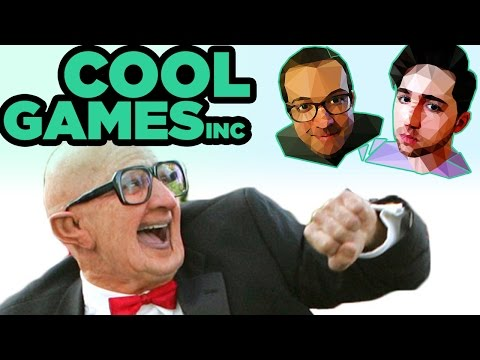 Griffin and Nick Make The World's Worst Horror Game — CoolGames Inc