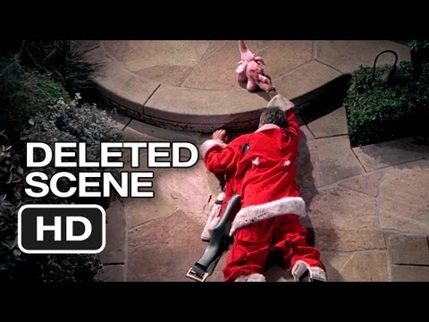 Bad Santa Deleted Scene - Gunned Down (2003) - Billy Bob Thornton Movie HD Mp3