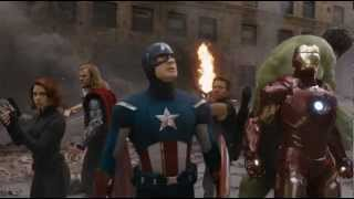 Gambar cover The Avengers- I'm always angry