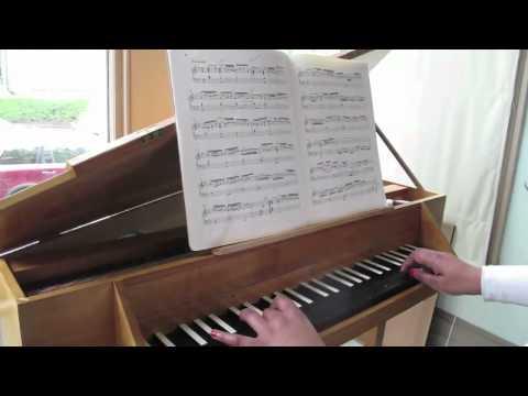 Grade 8 Harpsichord Exam (Victoria College of Music)