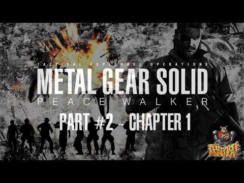 Metal Gear Solid: Peace Walker - Прохождение с субтитрами (Part #2) - PS3 Rus