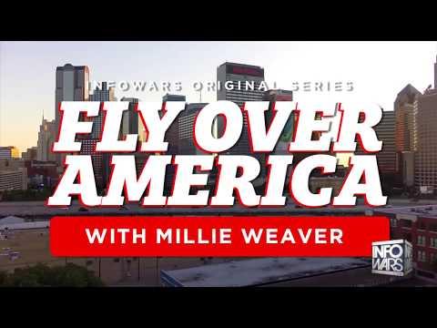 Flyover America - Dallas, TX