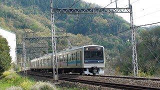 【デジカメ動画】2007年ごろの小田急 Digital camera image. Odakyu in around 2007
