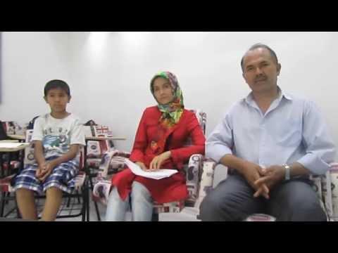 Adana Student's Interview