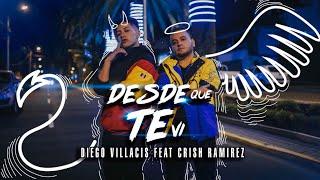 Diego Villacis DVM, Crish Ramirez - Desde Que Te Vi (Video Oficial)