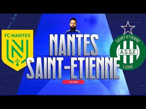 🔴🎙️Live Talk : NANTES - SAINT-ETIENNE + MONTPELLIER - TOULOUSE | Ligue 1 - J 13| 10-11-2019