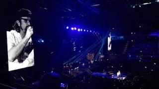 Sarah Connor und Henning Wehland - Bonnie und Clyde - Konzert Live in Bremen 19.03.2017