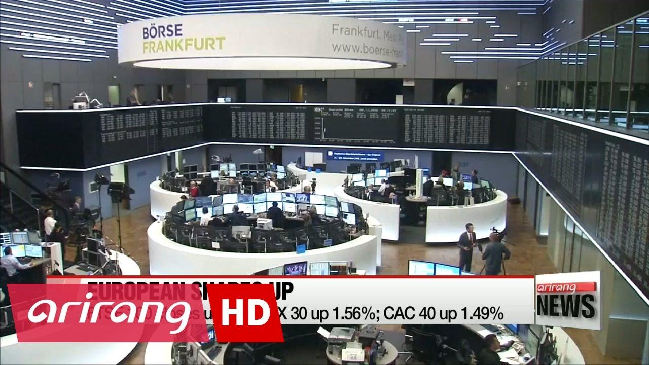Asian Markets Higher After Wall Street Rebound
