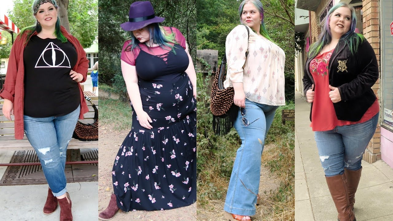 [VIDEO] – Plus Size Fashion Fall Lookbook with Torrid