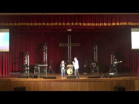 (Freedom Part 7) Sermon 講到與醫治禱告