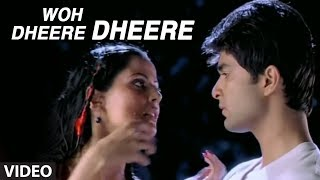 "Woh Dheere Dheere Video Song ""Tere Bina"" by Abhijeet Feat. Raqesh Vashisth"